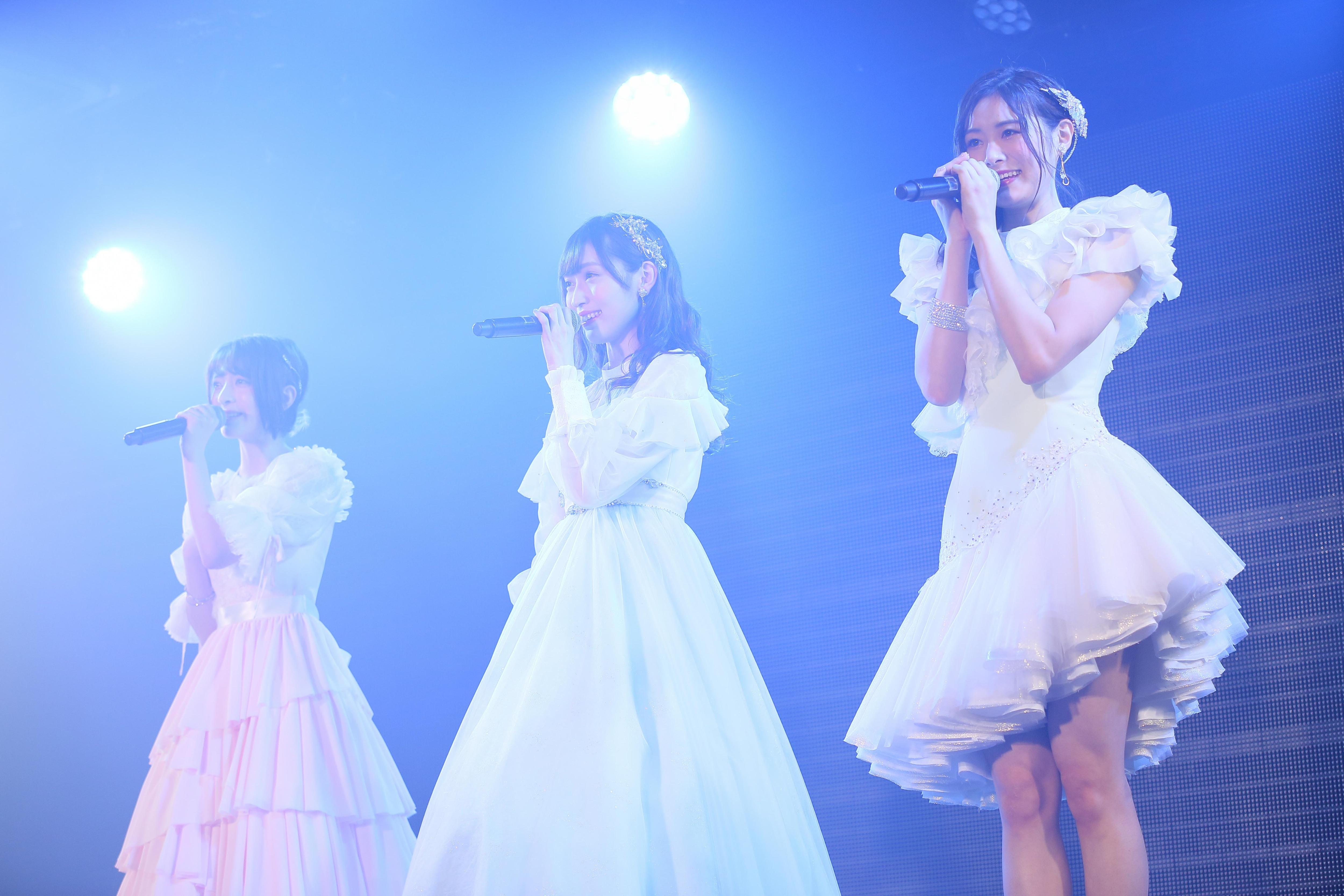 NGT48⼭⼝真帆、菅原りこ、⻑⾕川玲奈・卒業公演後のコメント発表!【写真14枚】の画像007