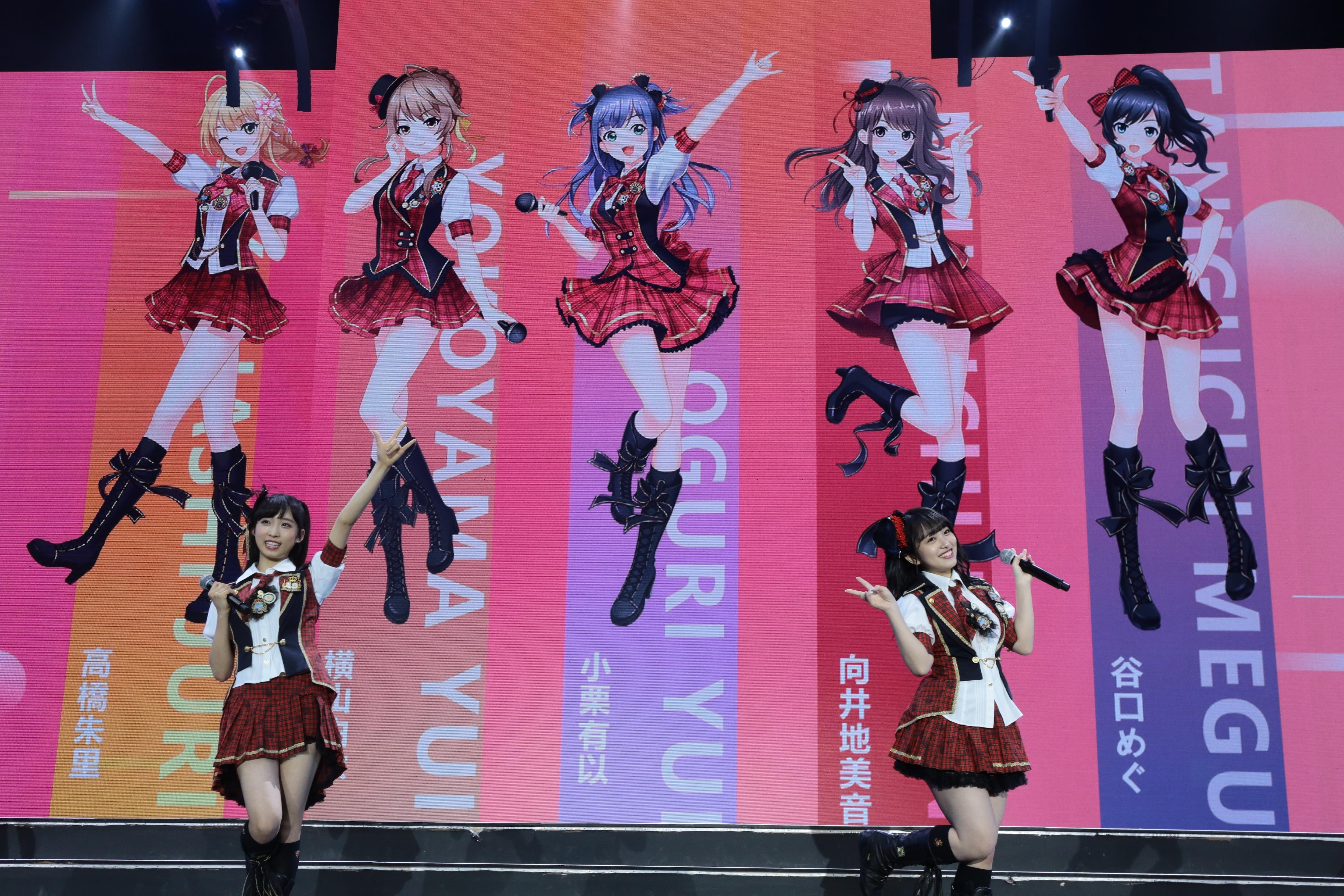 AKB48ほか、海外の姉妹グループが集結し『恋するフォーチュンクッキー』を熱唱!【写真23枚】の画像014