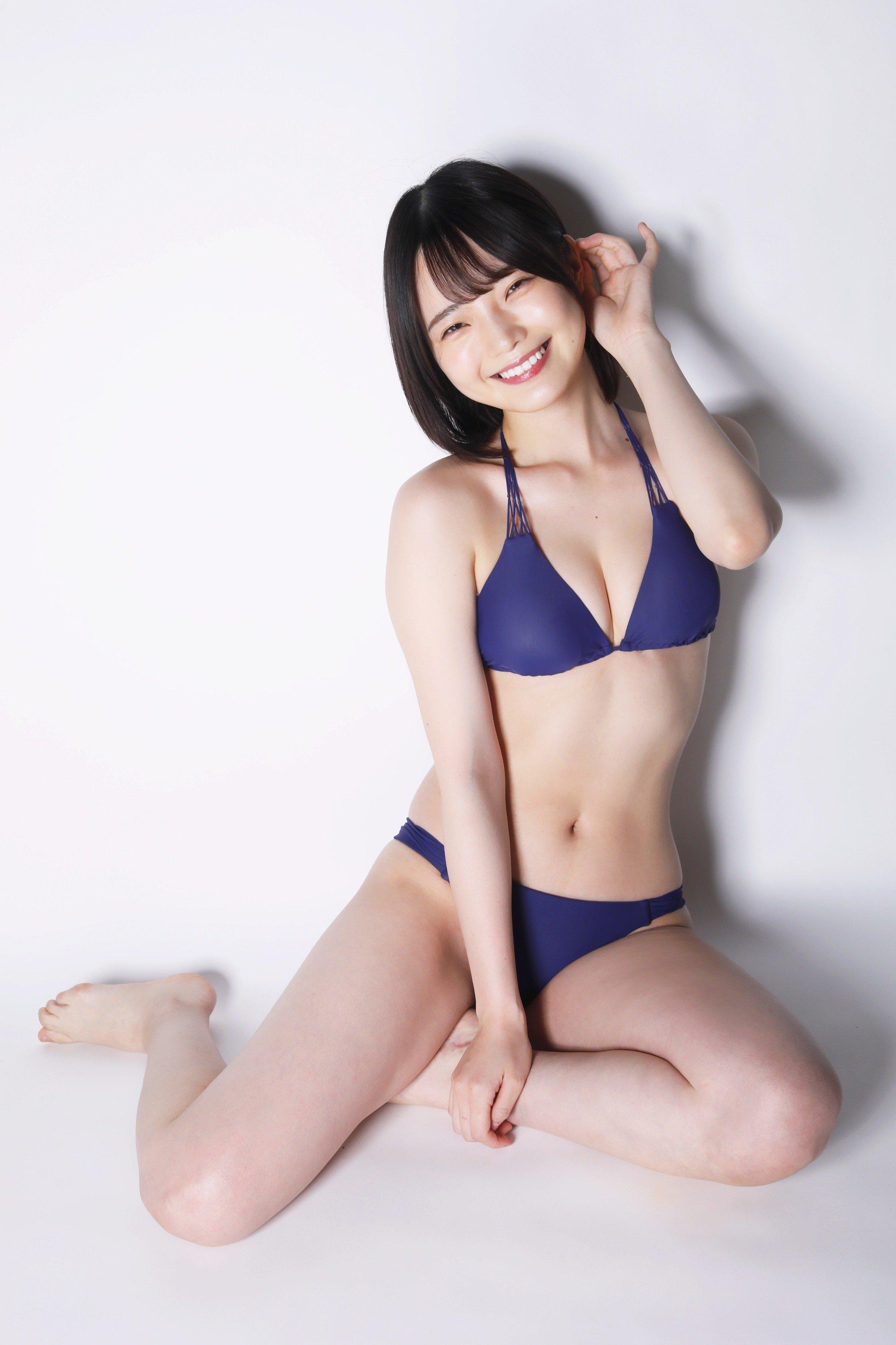 新谷姫加「こんなにセクシーな水着は初めて」【画像3枚】の画像003