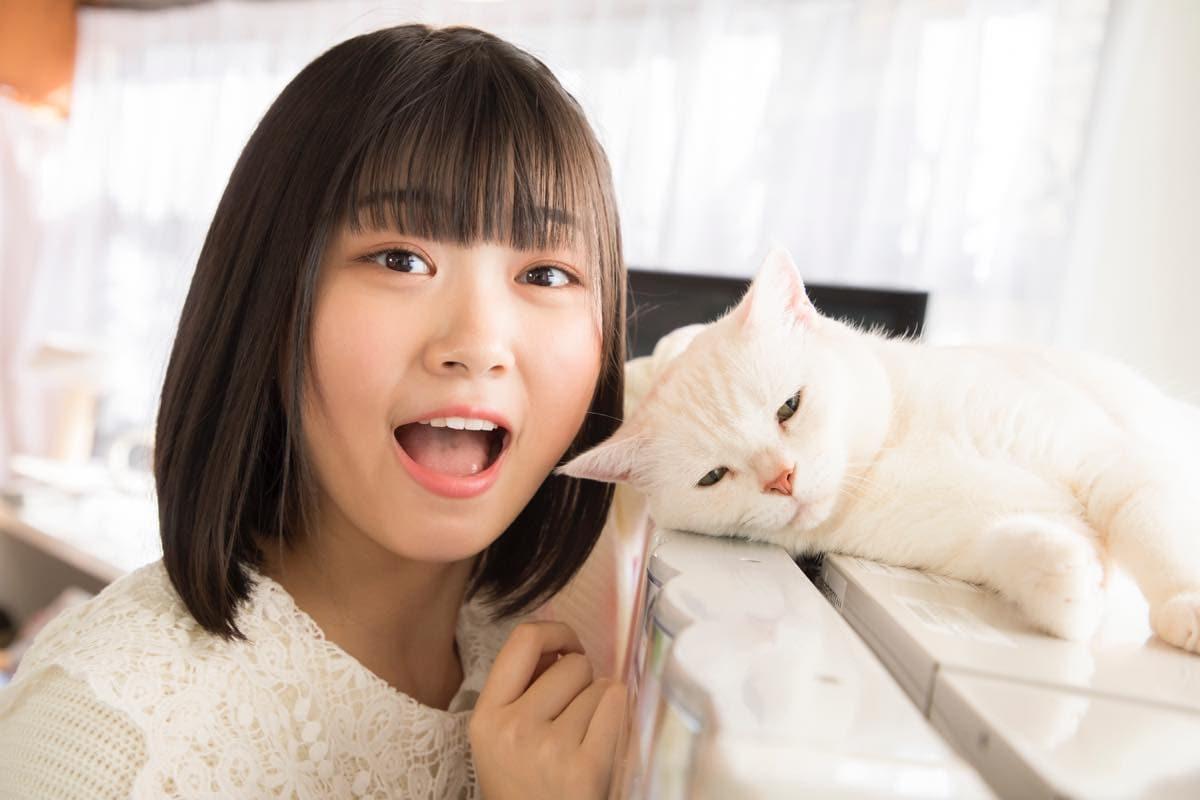 小澤愛実「猫に愛されることはできるのか」【写真48枚】【連載】ラストアイドルのすっぴん!vol.19の画像024