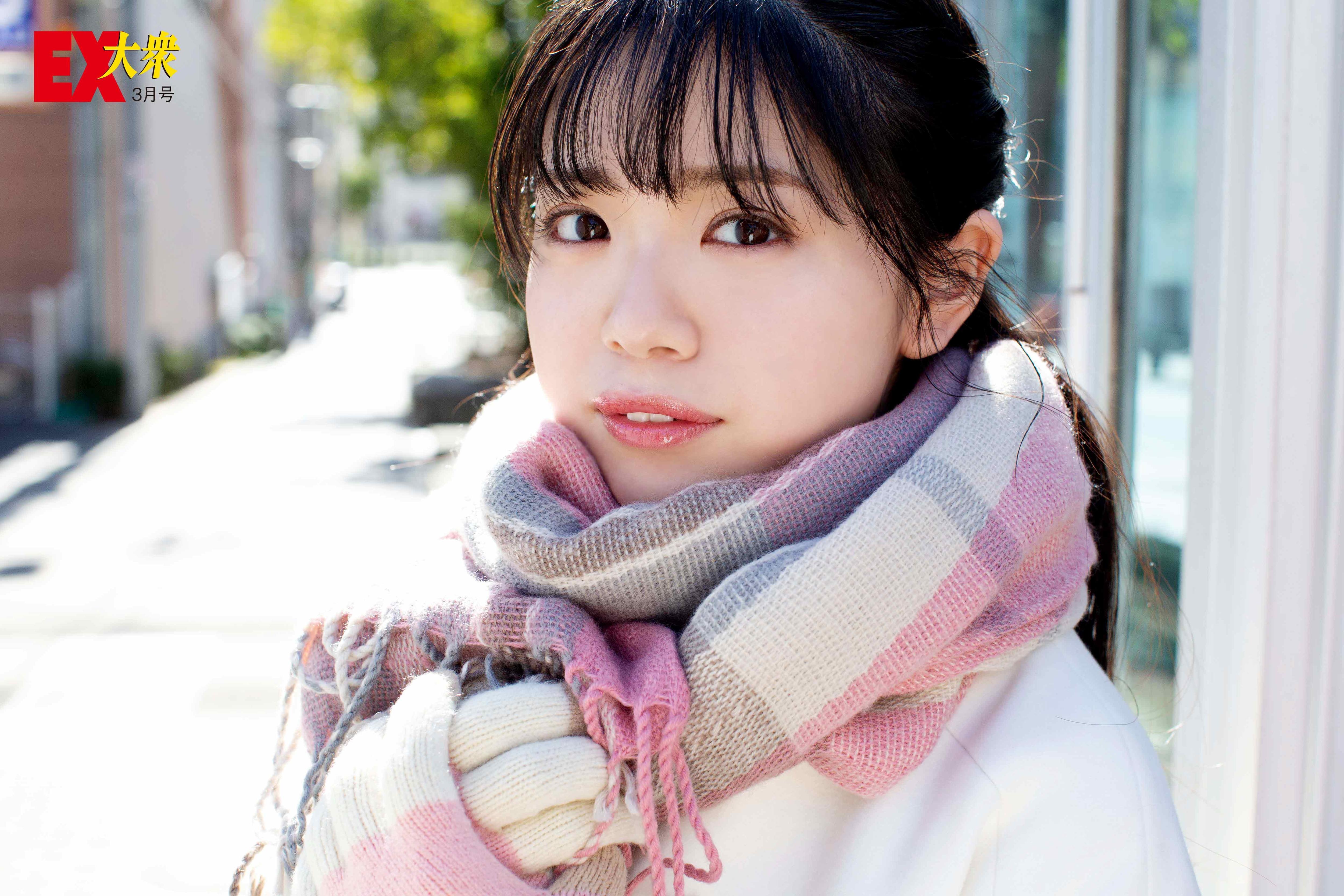 NMB48小川結夏の本誌未掲載カット4