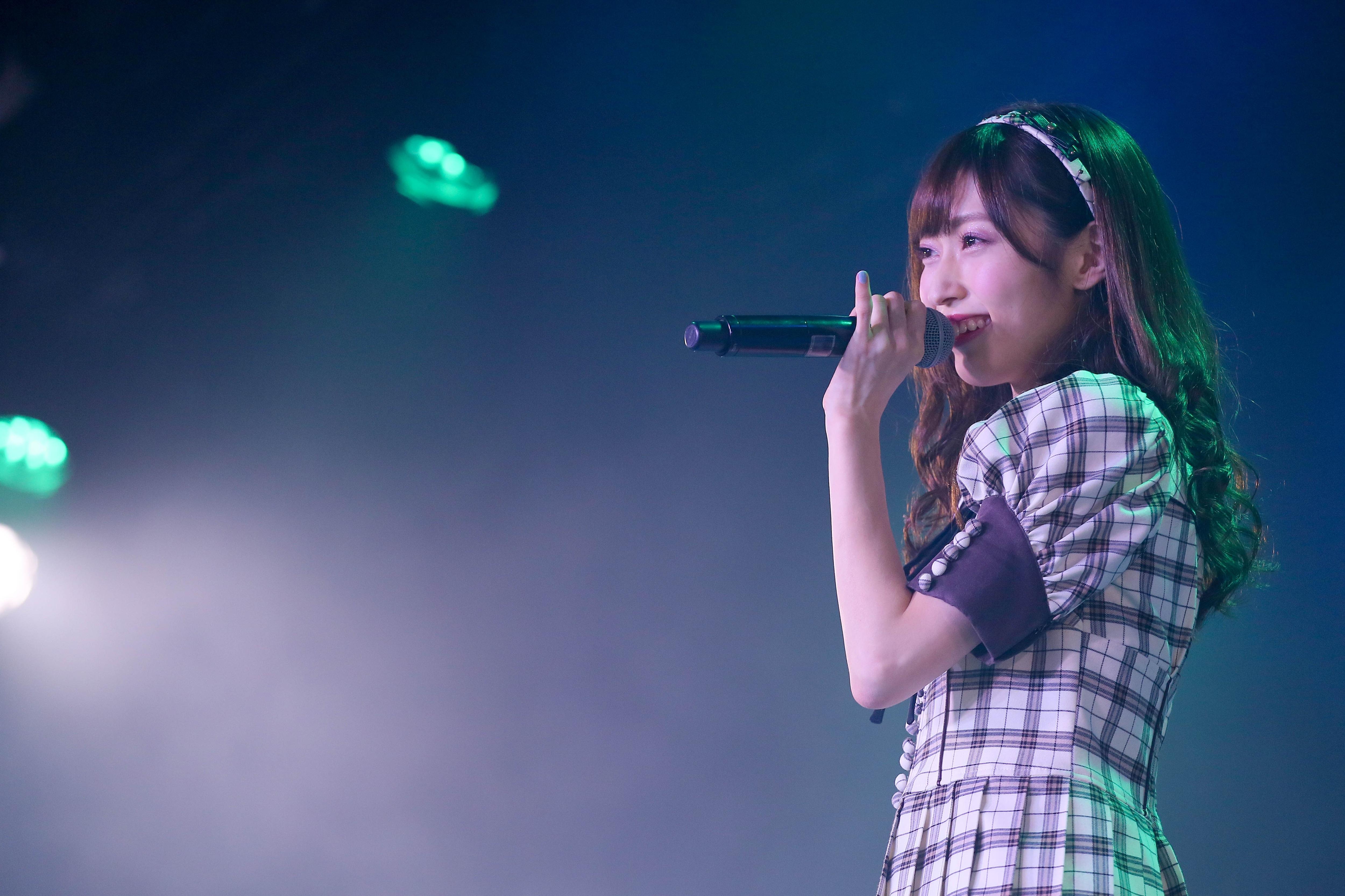 NGT48⼭⼝真帆、菅原りこ、⻑⾕川玲奈・卒業公演後のコメント発表!【写真14枚】の画像002