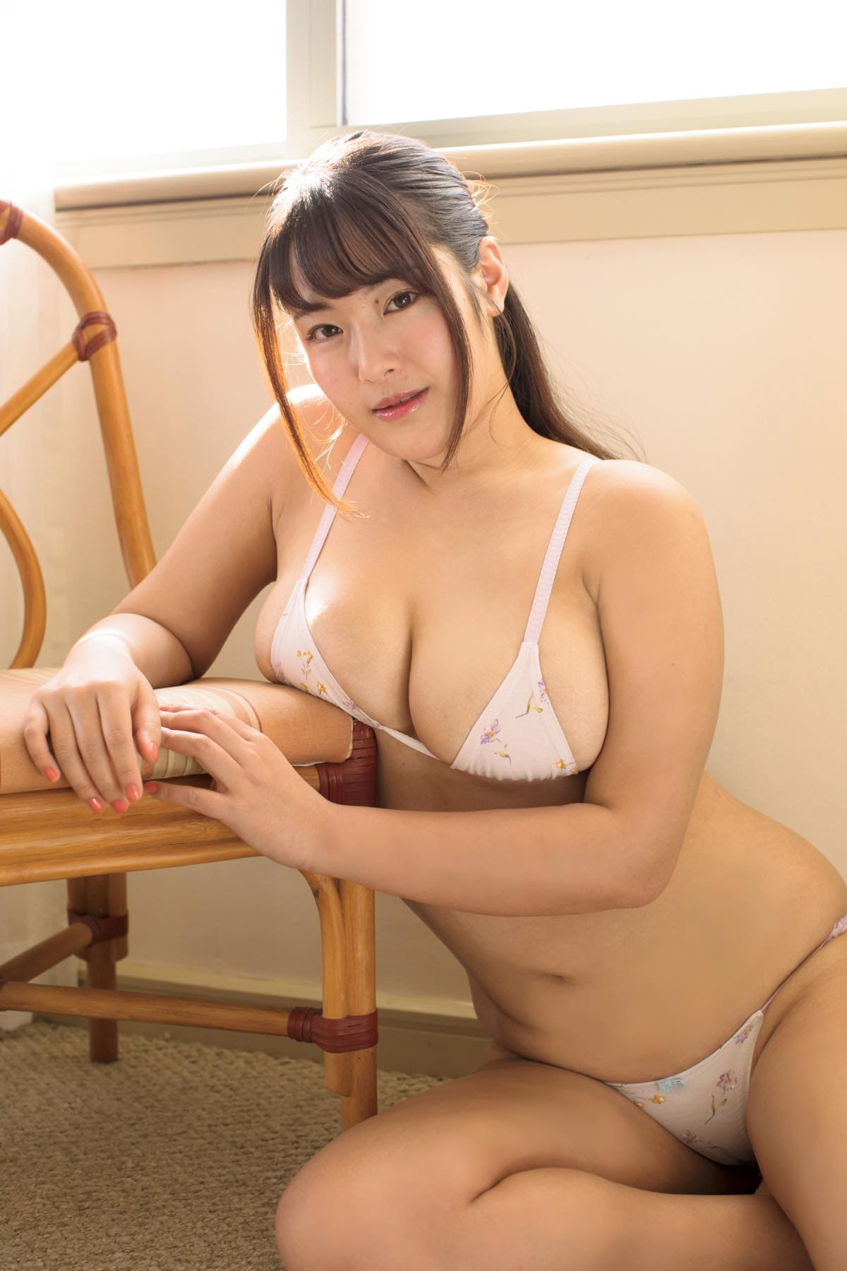 秋山かほの水着画像5