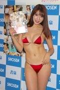 森咲智美の水着画像22