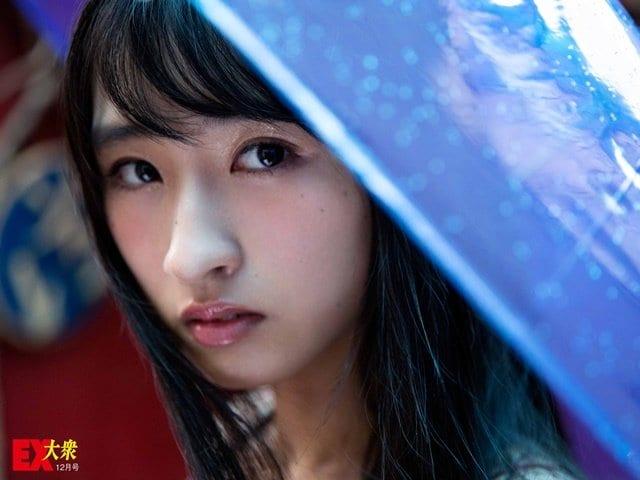 【本誌未公開】HKT48松本日向さん編<EX大衆12月号>の画像003