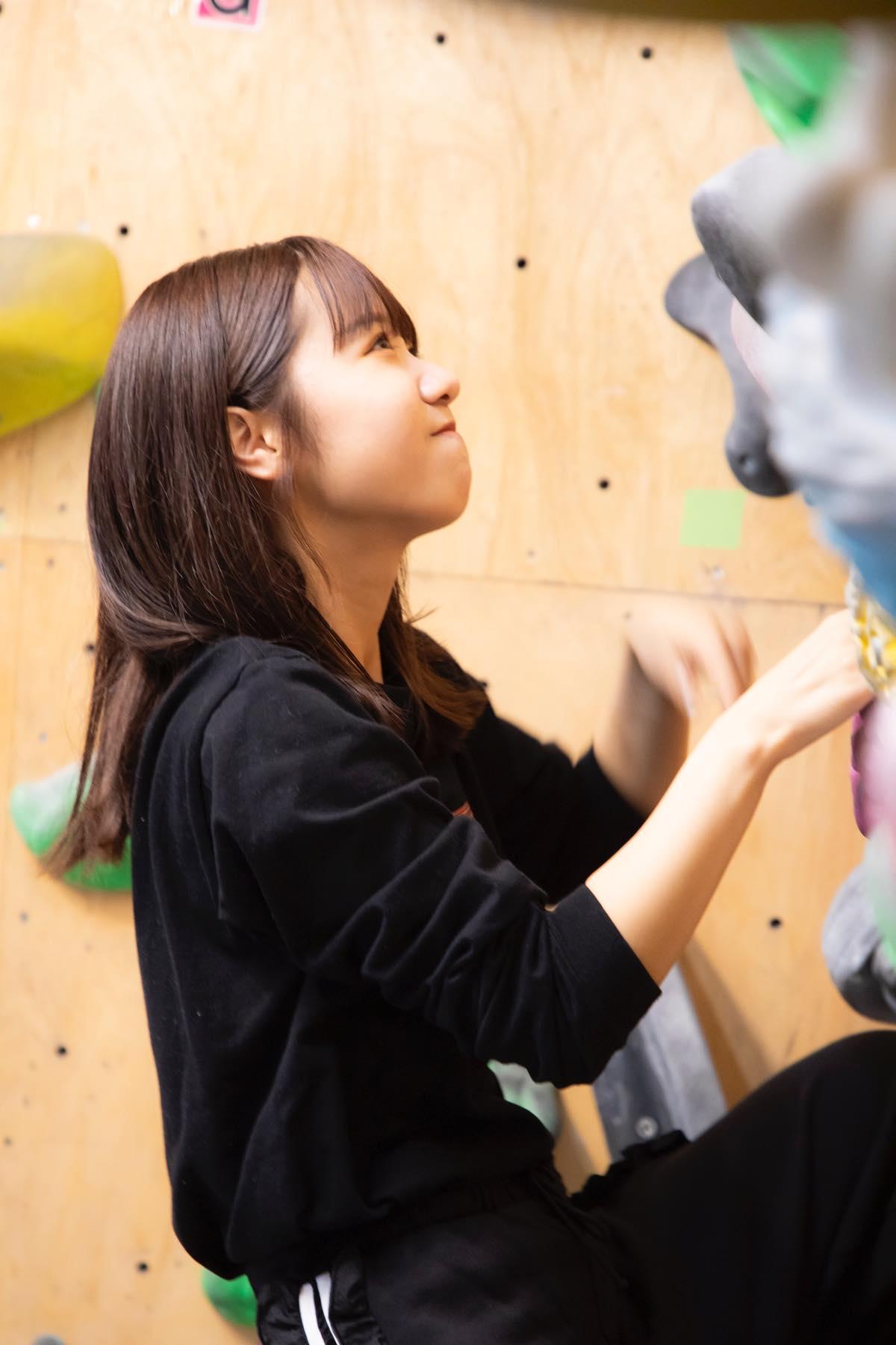 鈴木遥夏「ボルダリングで自分の壁を乗り越えろ」【画像44枚】【連載】ラストアイドルのすっぴん!vol.33の画像003