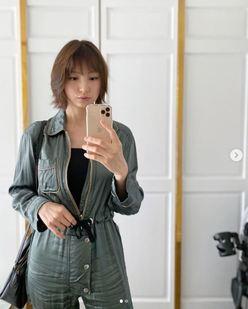 篠田麻里子「スタイル変わらない!」産後には見えない美スタイルを披露