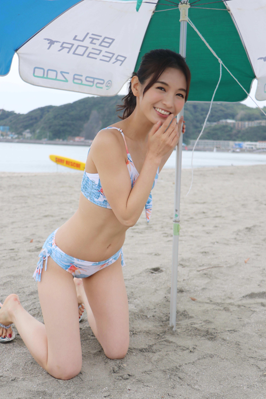 CanCamモデルほのか、海の家「日テレRESORT sea zoo」PR大使に就任!【写真4枚】の画像001
