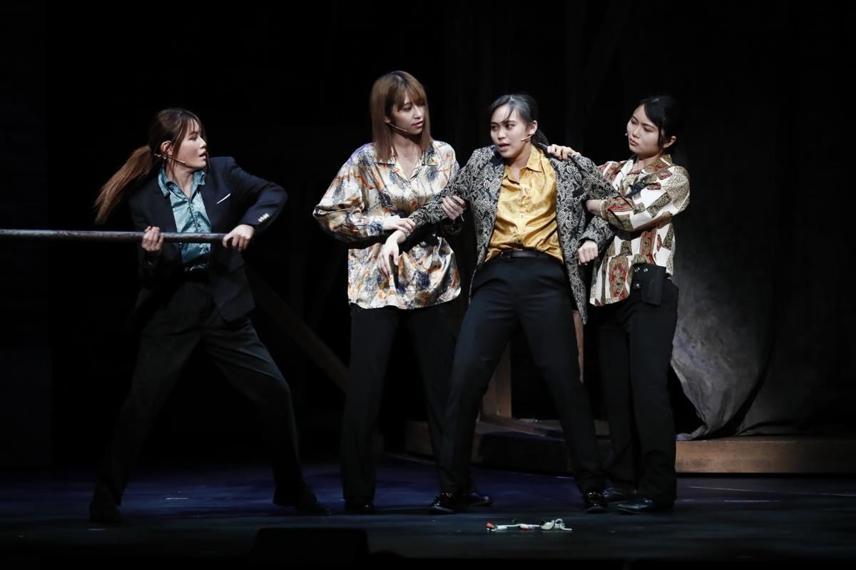 AKB48グループが集結「仁義なき戦い」公演がいよいよ開幕!【写真38枚】の画像008