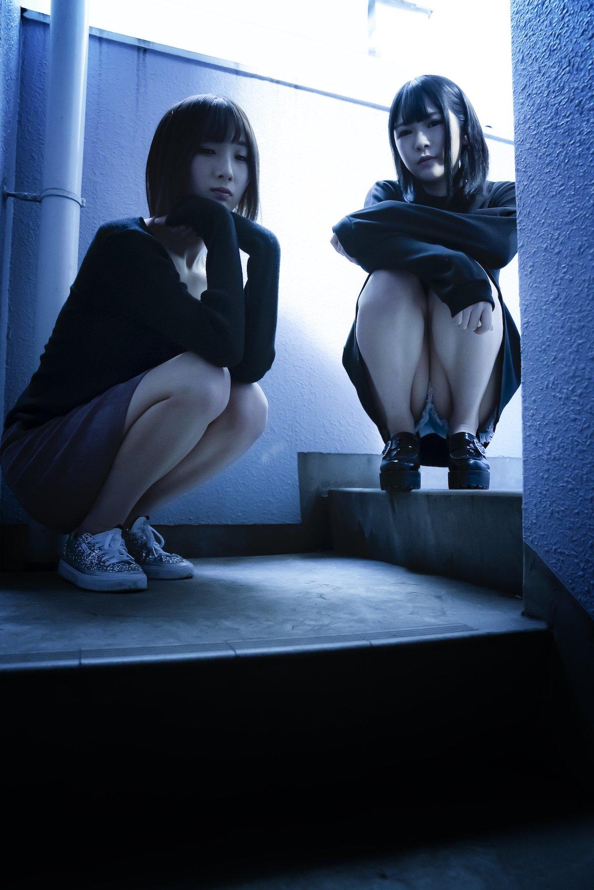 東堂りさ&櫻あみか「キケンな距離感」女の子同士の甘酸っぱい青春【画像13枚】の画像010