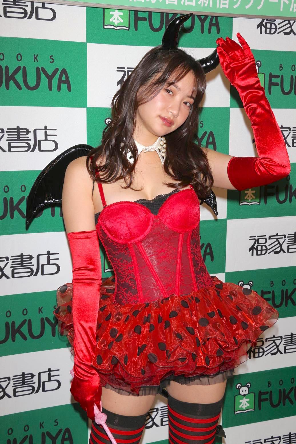 永尾まりや「恥ずかしい姿」でインリンの後継者宣言!【写真18枚】の画像010