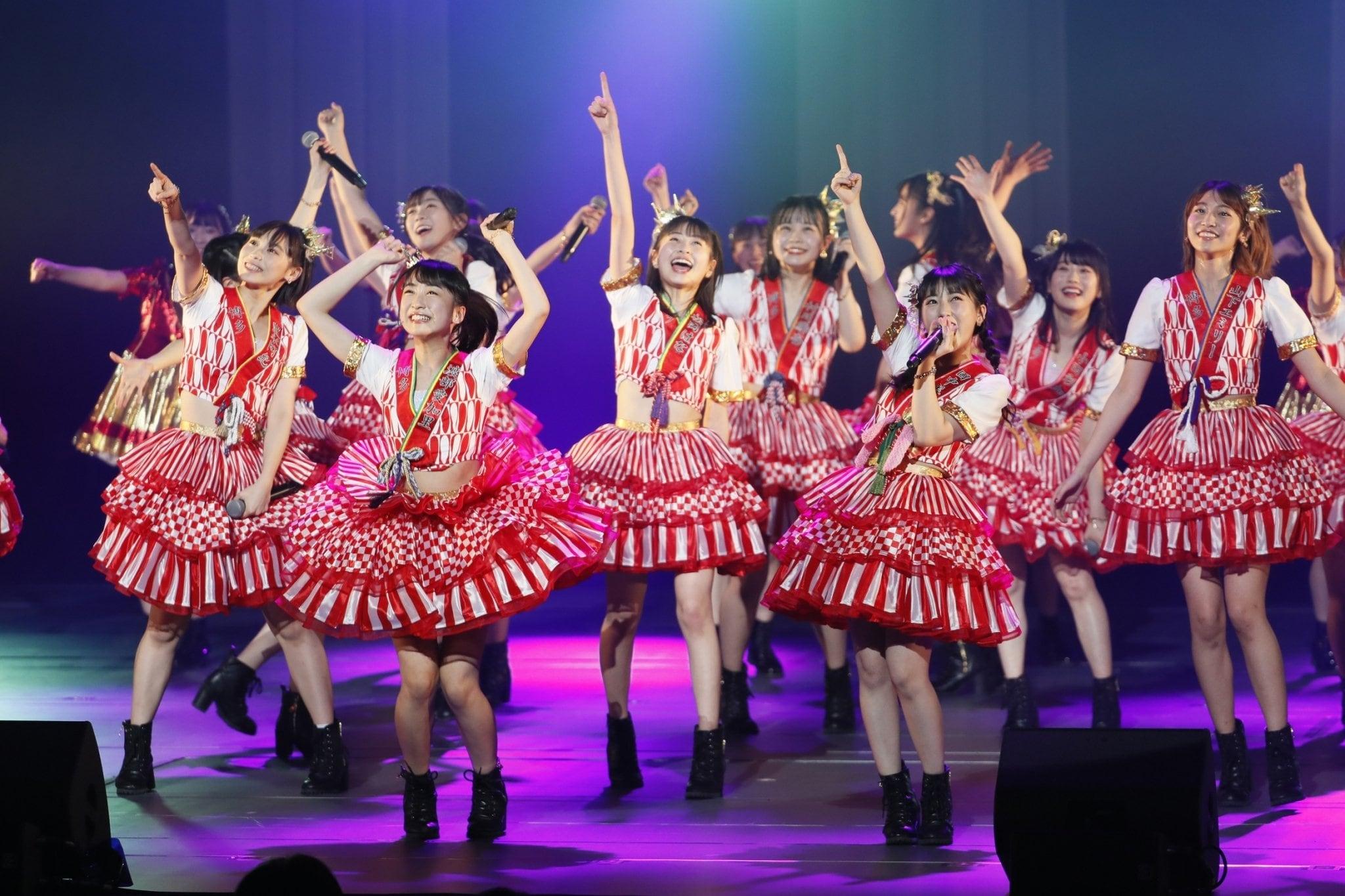 HKT48の若手メンバー、〈F24〉の公演が満員御礼!【写真20枚】の画像008