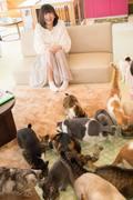 小澤愛実「猫に愛されることはできるのか」【写真48枚】【連載】ラストアイドルのすっぴん!vol.19の画像021