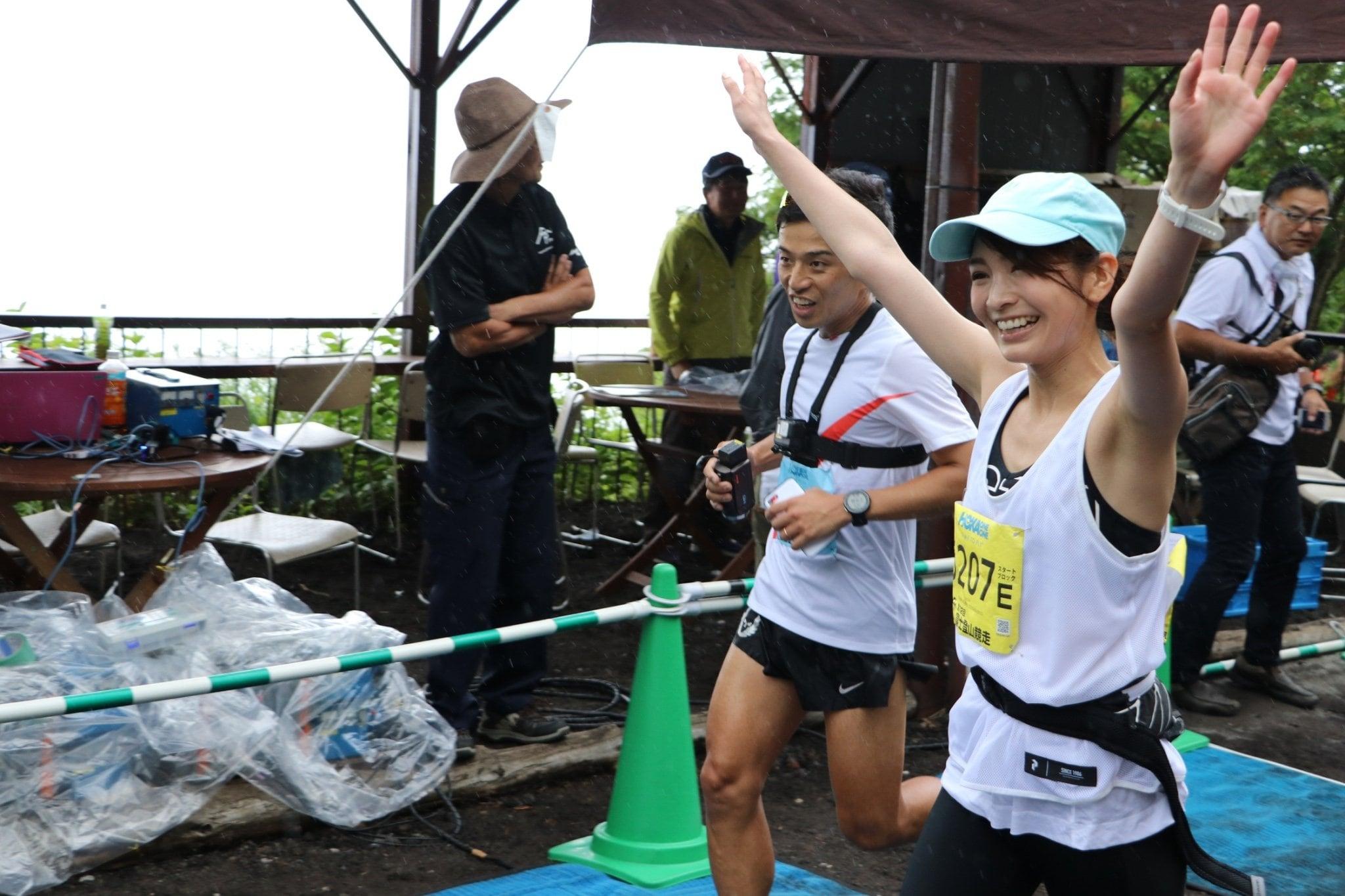 ほのかが、超過酷レース「富士登山競走」に女性タレント初のアンバサダーとして挑戦!【写真4枚】の画像003