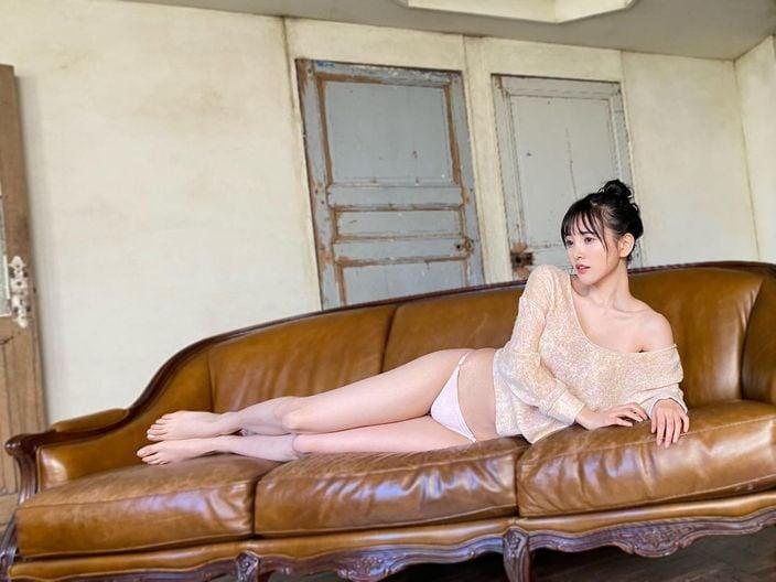 元HKT48兒玉遥「卒業以来の水着&初のランジェリー姿も!」公式カレンダー発売を発表の画像