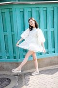 HKT48森保まどか「水着やランジェリー姿に!」ラストフォトブックを発売【画像11枚】の画像005