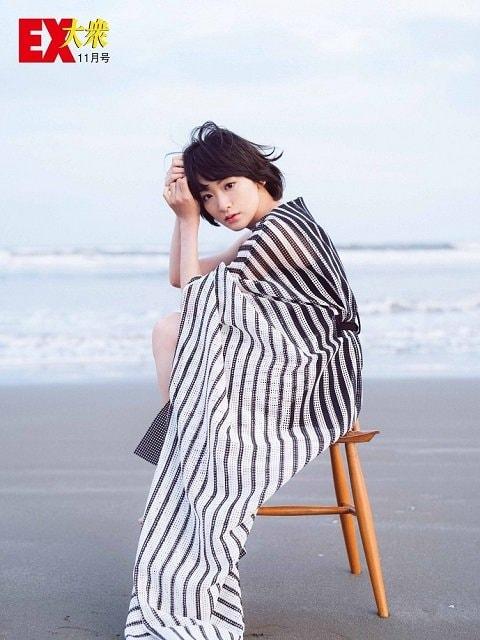 【未公開ショット】乃木坂46・生駒里奈さん編<EX大衆11月号>の画像005
