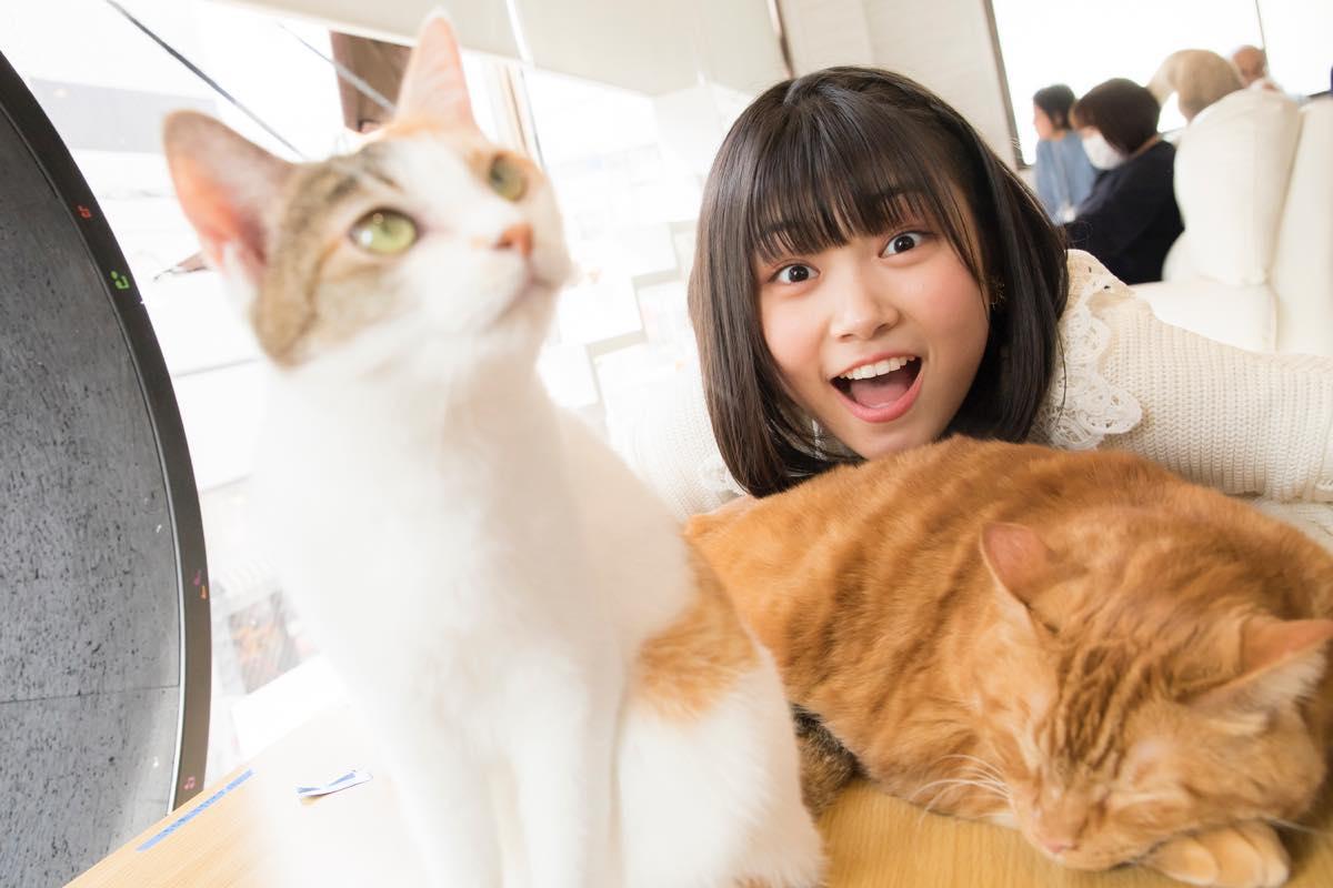 小澤愛実「猫に愛されることはできるのか」【写真48枚】【連載】ラストアイドルのすっぴん!vol.19の画像043