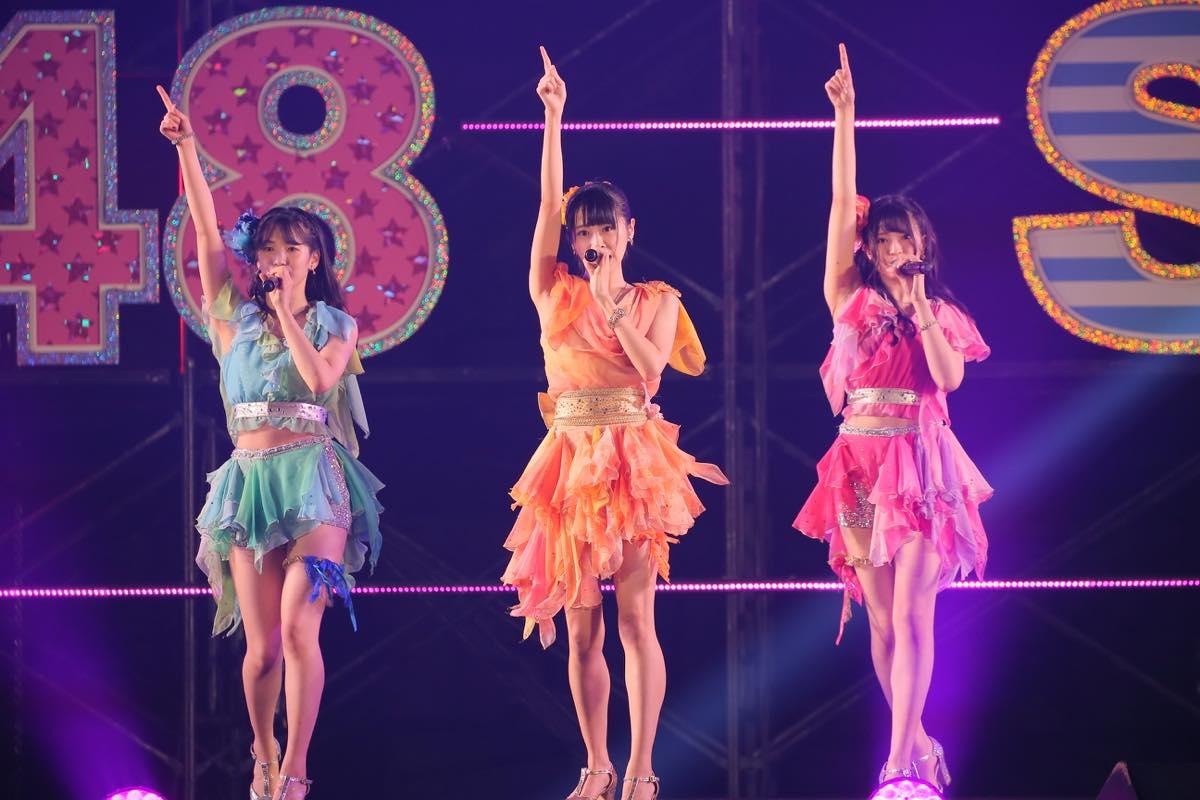 AKB48とSTU48が合同握手会開催!STU48の全国ツアー開催も発表【写真20枚】の画像012