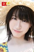 NMB48上西怜の本誌未掲載カット3枚を大公開!【EX大衆10月号】の画像002