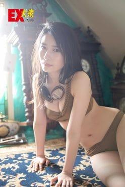 AKB48佐々木優佳里の本誌未掲載カット4枚を大公開!【EX大衆7月号】