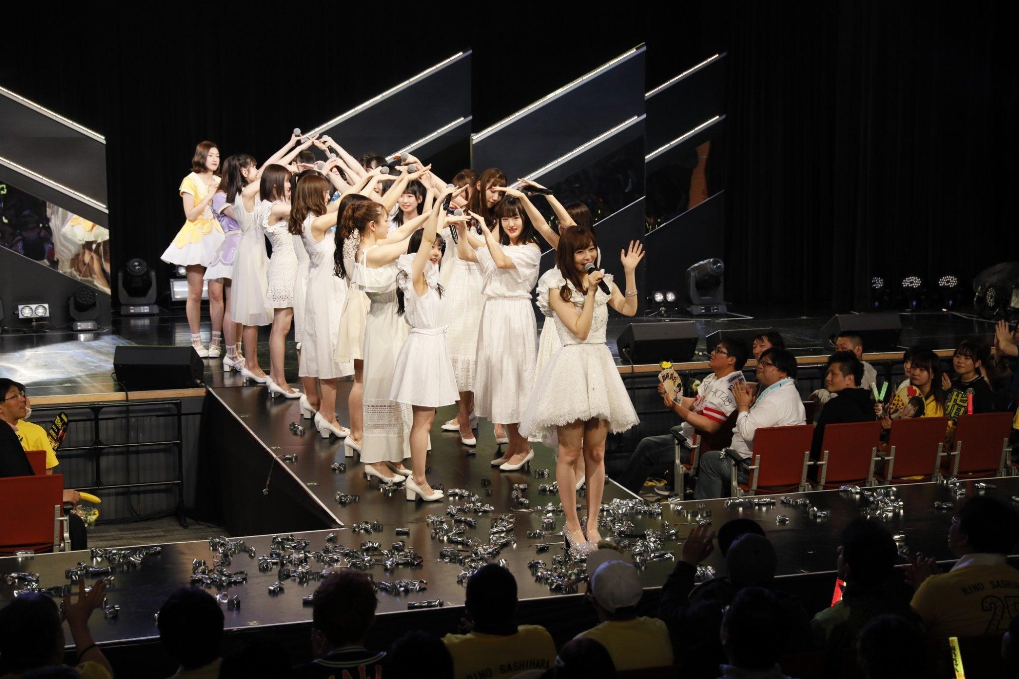"HKT48指原莉乃""地元で最後の""劇場公演で「泣いたんだけど!」【写真14枚】の画像008"