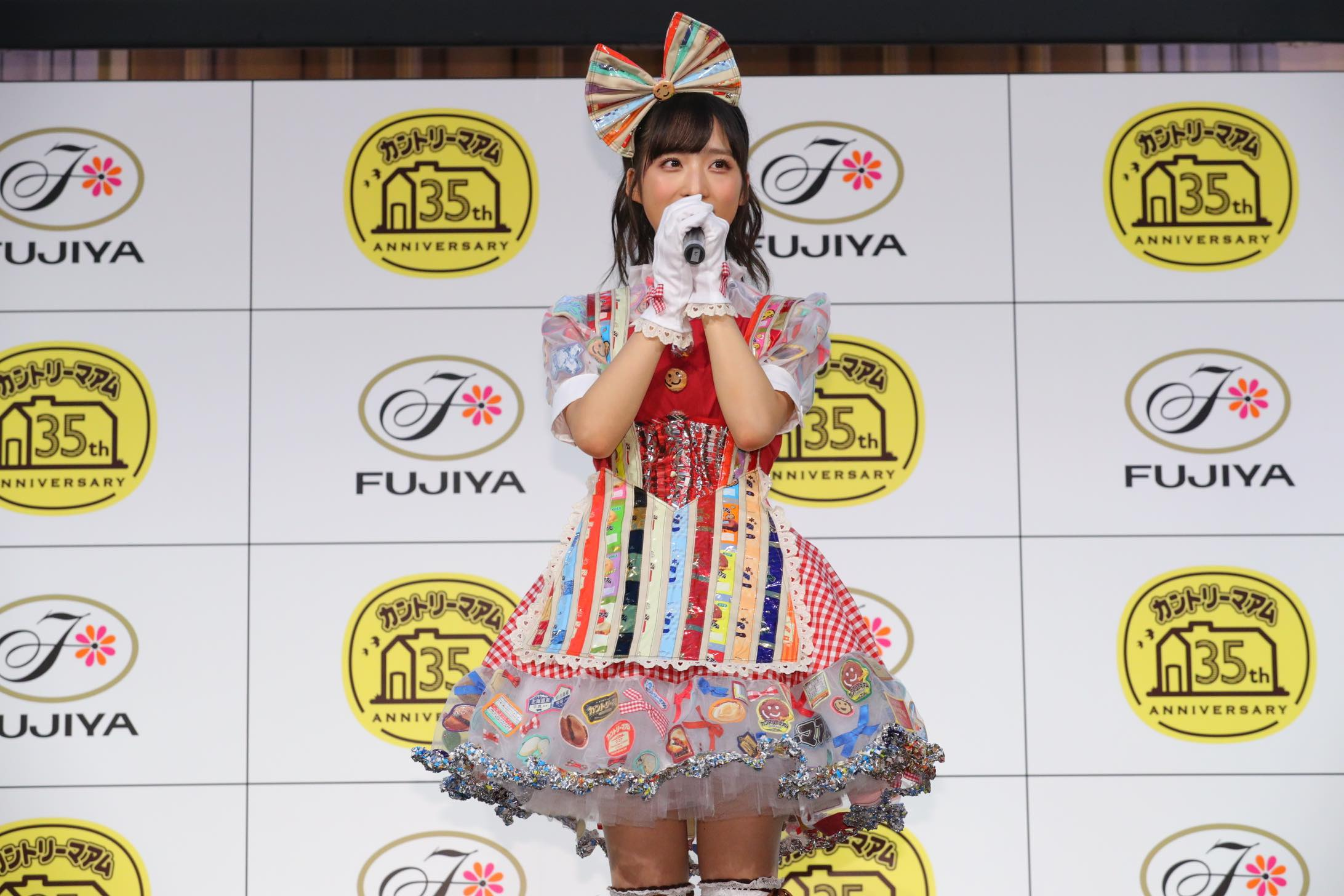 AKB48小栗有以「タピオカミルクティー味」をカントリーマアムの新味に提案【写真32枚】の画像025