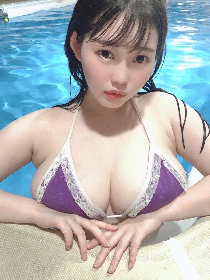 伊川愛梨「驚異のリリースラッシュ!」国宝級Jカップを持つ現役女子大生グラドル【画像5枚】の画像001