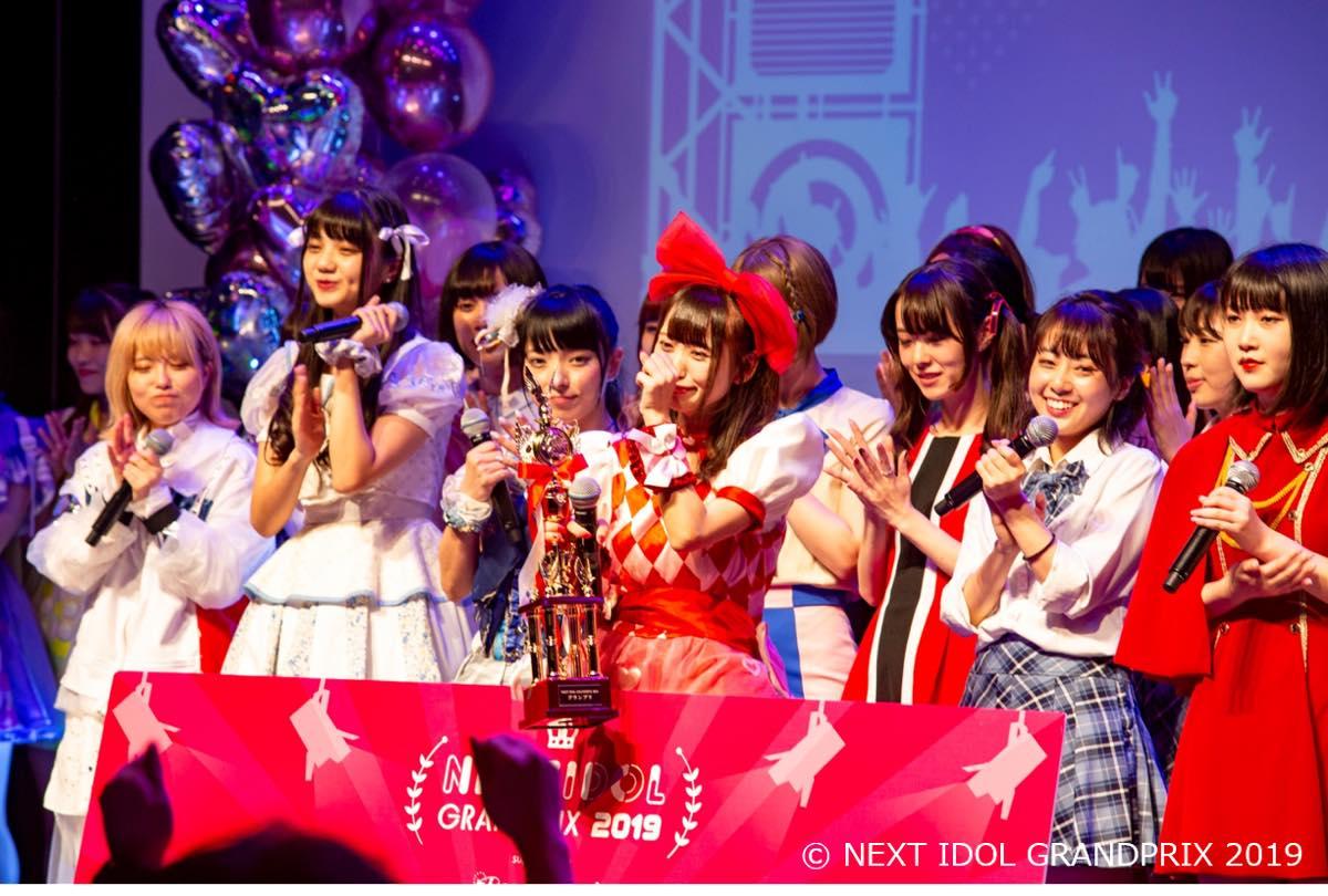 「モリワキユイ」が優勝賞金1000万円のアイドルコンテストで初代グランプリ受賞!!【写真11枚】の画像001