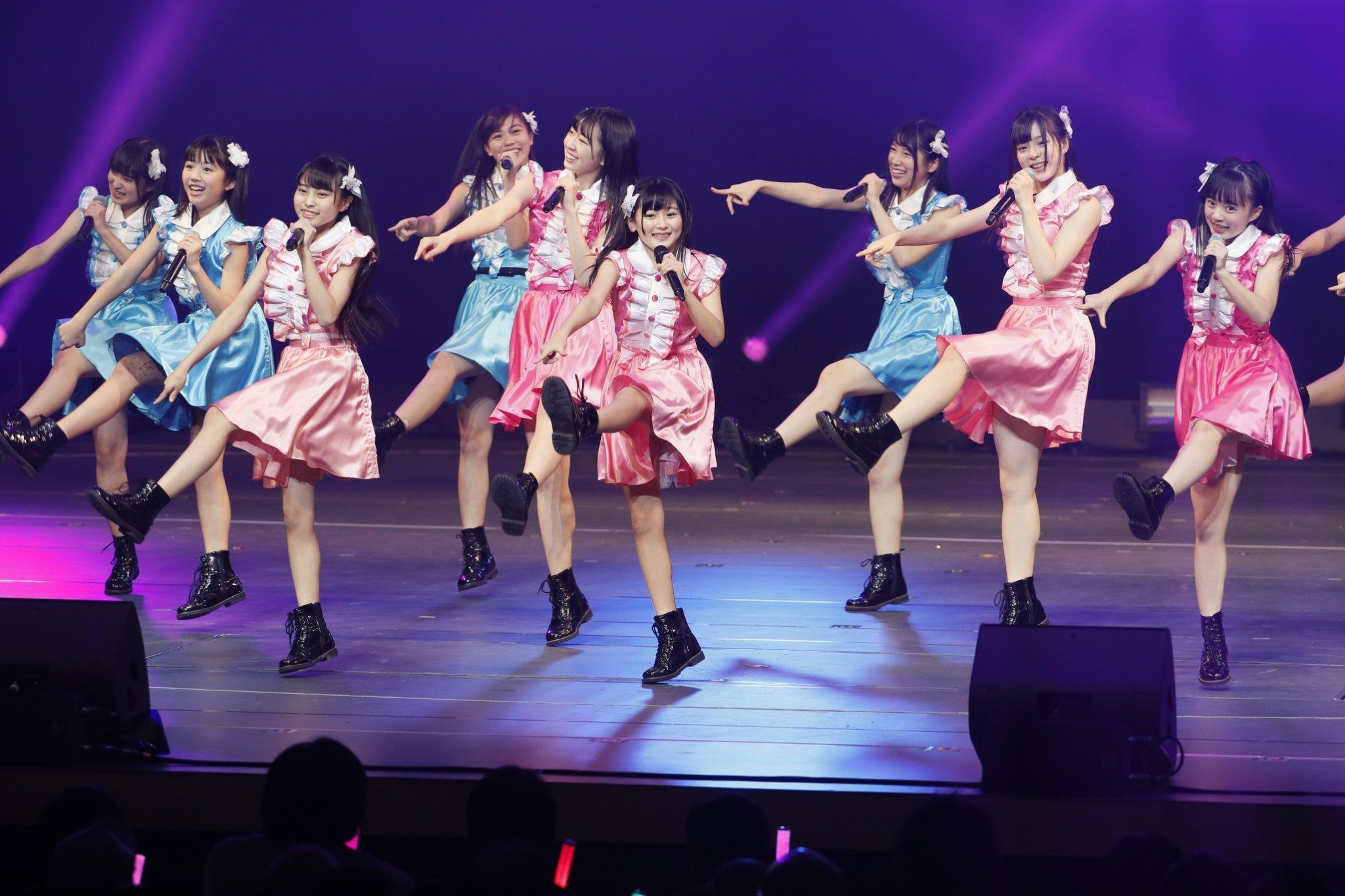 HKT48の若手メンバー、〈F24〉の公演が満員御礼!【写真20枚】の画像020