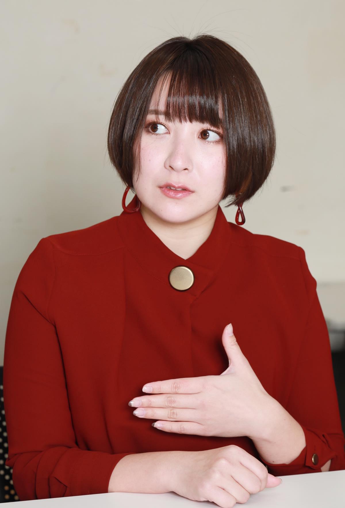 「105cmバスト」紺野栞の画像1