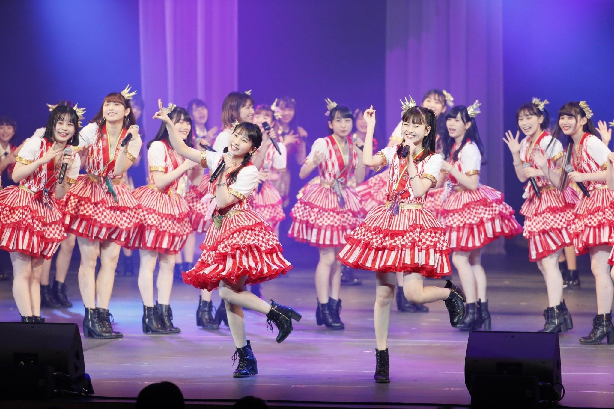 HKT48の若手メンバー、〈F24〉の公演が満員御礼!【写真20枚】の画像007