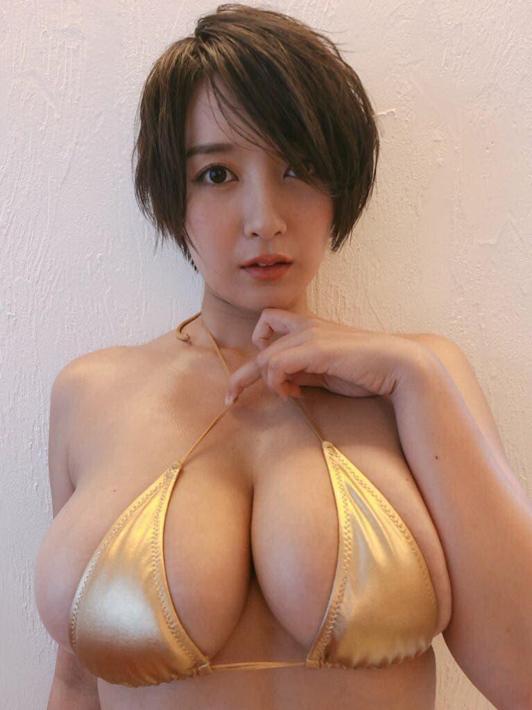 「105cmバスト」紺野栞の画像40