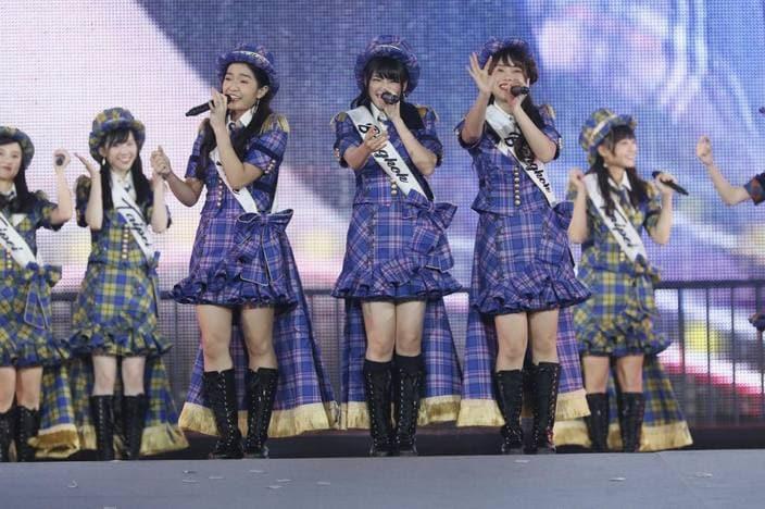 AKB48総選挙当日、「世界選抜」メンバーによるコンサートが開催!の画像