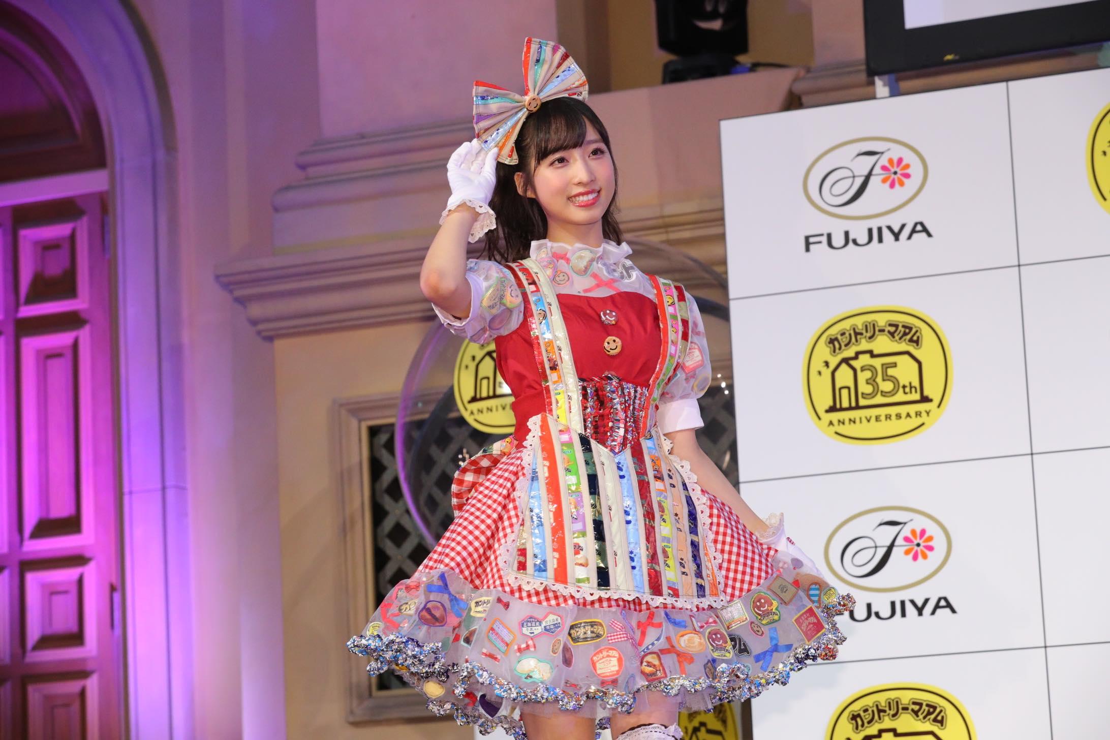 AKB48小栗有以「タピオカミルクティー味」をカントリーマアムの新味に提案【写真32枚】の画像018