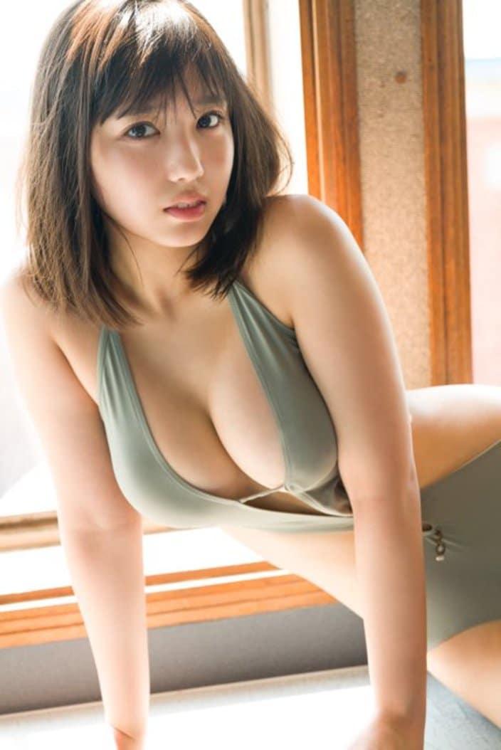 沢口愛華「童顔巨乳とモデル体型のいいとこ取り!」でらかわいすぎる令和のグラビア女王【画像4枚】の画像003